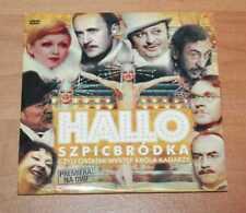 Hallo Szpicbrodka (DVD) Janusz Rzeszewski - Region 2 (UK) Polish, Polski