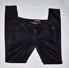 Womens MAKERS OF TRUE ORIGINALS Stretch Skinny Dark jeans sz 27