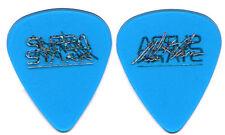 ALICE IN CHAINS Guitar Pick : 2009 Supra Starr Mike picks blue signature