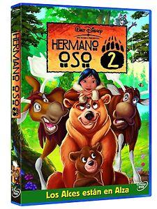 PELICULA DVD HERMANO OSO 2 WALT DISNEY PRECINTADA