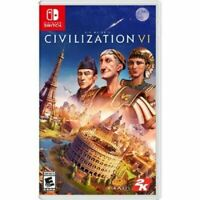 Sid Meier's Civilization VI (Nintendo Switch) Brand New Factory Sealed