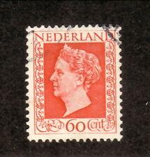 Netherlands--#300 Used--1948 Queen Wilhelmina
