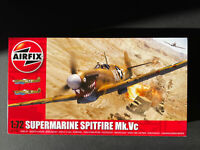 AIRFIX® 1:72 SUPERMARINE SPITFIRE MK.VC MODEL AIRCRAFT KIT PLASTIC KIT A02108