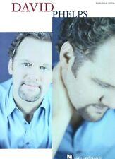 DAVID PHELPS Gospel Songbook 2002 Hal Leonard Spring Hill PIANO VOCAL GUITAR