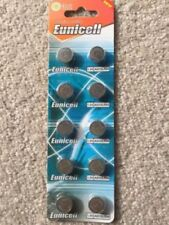 10 x LR44 (357) (AG13)1.5V Button Cell Batteries IN AUSTRALIA   MERCURY FREE