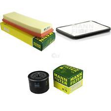 MANN-Filter Inspektions Set Ölfilter Luftfilter Innenraumfilter MOLI-9734220