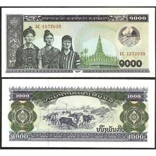LAOS  1000 Kip 1994 UNC P 32 b