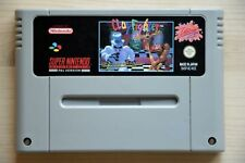 SNES - Clay Fighter für Super Nintendo