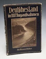 DeutschesLand in 111 Flugaufnahmen : 1950's Edition