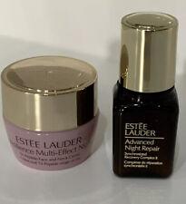 Estee Lauder Night Cream duo Resiliance Multi Effect Tri-Peptide & Night Repair