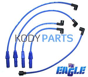 Ignition Leads - for Subaru Brumby 1.6L EA71 1.8L EA81 1976-94 Eagle