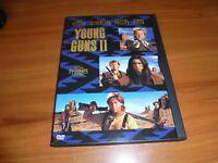 Young Guns 2 (DVD, Widescreen 1999) Used Emilio Estevez OOP RARE