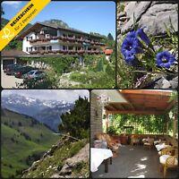 3Tage 2P 3★ Hotel Bad Hindelang Allgäu Kurzurlaub Hotelgutschein Urlaub Wellness