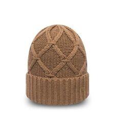 New Era Cashmere Blend Womens Stone Cuff Knit - New w/Tags- Quality Item & Brand