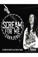 Scream for me Sarajevo [DVD] [2018] [NTSC] [DVD][Region 2]
