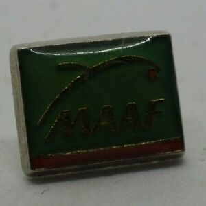 Pin's Vintage Lapel Pins Collector Advertising Maaf Lot PK180
