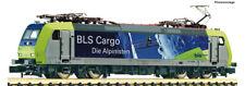 Fleischmann 738512, Elektrolokomotive Re 485, BLS Cargo, Neu und OVP, N