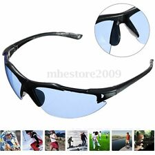 UV400 Safety Goggles Glasses Eye Protection Fog Over Clear Lens Sport Work Cover