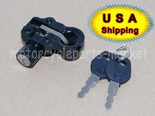 Seat Lock For Honda CB175 CB200 CB 350 350F CB360 CB400F CB450 CB500 550 USA