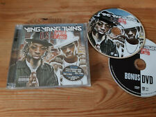 CD Hiphop Ying Yang Twins - U.S.A. Still United +DVD (12 Song) COLLIPARK jc cut