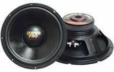 NEW Pyramid PW848USX 8'' 350 Watt High Performance 8 Ohm Subwoofer (Sold as 1)