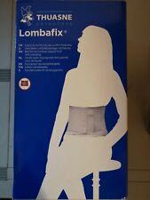 Thuasne Orthocare Lombafix Lumbalbandage mit Pelotte groß mit Stahlstäben Nr. 1