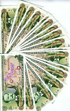 LOT Costa Rica, 20 x 5 Colones, 1990, P-236e, UNC