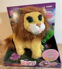 FurReal Friends Roarin My Bouncin Lion Talking Interactive Animal Pet