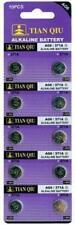 10 PILES BOUTONS AG6 371A 371 SR69 LR920 SR920SW SR921