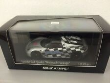 Minichamps 1:43 Porsche 918 Spyder Messemodell 2015 Spielwarenmesse Nürnberg