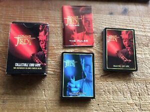 """Star Wars Episode 1.""""Young Jedi"""" Card Game.1999."""