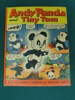 THE BIG LITTLE BOOK - ANDY PANDA AND TINY TOM #1425 1944 SUPER HIGH GRADE! MINTY