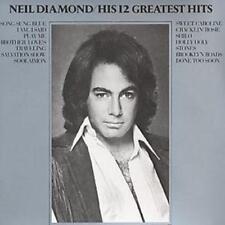 Neil Diamond : His 12 Greatest Hits CD (1999) ***NEW***