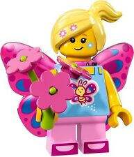 NEW LEGO MINIFIGURES SERIES 17 71018 - Butterfly Girl