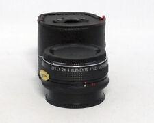 Optex 2x 4 Elements Tele-Extender Teleconverter Konica EE mount 35m SLR Film