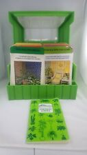 The Greenhouse Indoor Gardening Card Set 1978 Western Publishing Vintage Index
