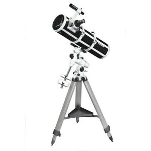 TELESCOPE FOR ASTRONOMY SKY-WATCHER BKP15075 EXPLORER BD EQ3-2 CRAYFORD 150/750