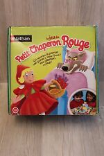 Le jeu du Petit Chaperon Rouge - Nathan - complet