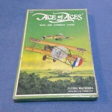 Nova Ace of Aces Flying Machines WWI Air Combat Game Airco DH 2 vs Fokker E III