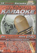 WK2006 Karaoke 14 Oranje Karaoke Hits DVD Gebraucht - Sehr gut De Triomfmars