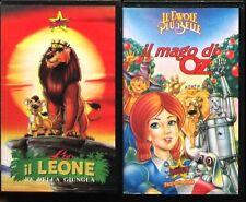 Il Mago di Oz + Leo il leone - STARDUST FANTASTIMONDO VHS