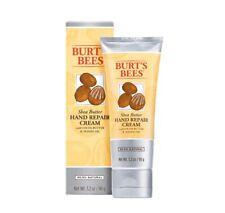 Burt's Bees Shea Butter Hand Repair Cream Cocoa Butter & Sesame Oil 3.2oz -Nib!