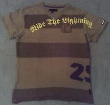 BLEND of america Herren T-Shirt kurze Arme khaki Gr. M  MODE blend Männer style