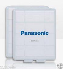 Eneloop Clear Battery Storage Case X 2