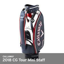 Callaway 2018 CG Tour Mini Staff Caddie Bag Cart 9In 9.3lb 5Way Free EMS / Navy