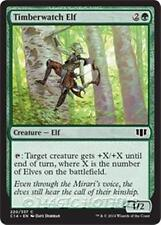 TIMBERWATCH ELF Commander 2014 MTG Green Creature — Elf Com