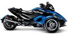 BajaRon Custom Performance Sway-Bar 2008-2012 Can-Am Spyder RS-GS-RSS - SM5/SE5