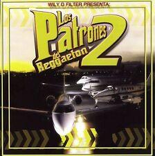 Various Artists : Patrones Del Reggaeton 2 CD