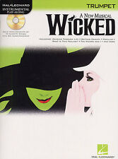 WICKED A new Musical Trumpet Sheet Music Book DOWNLOAD FILM MOVIE SONGS HITS FUN