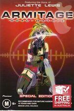 Armitage Dual Matrix (DVD, 2002)*R4*Special Edition*Terrific Condition